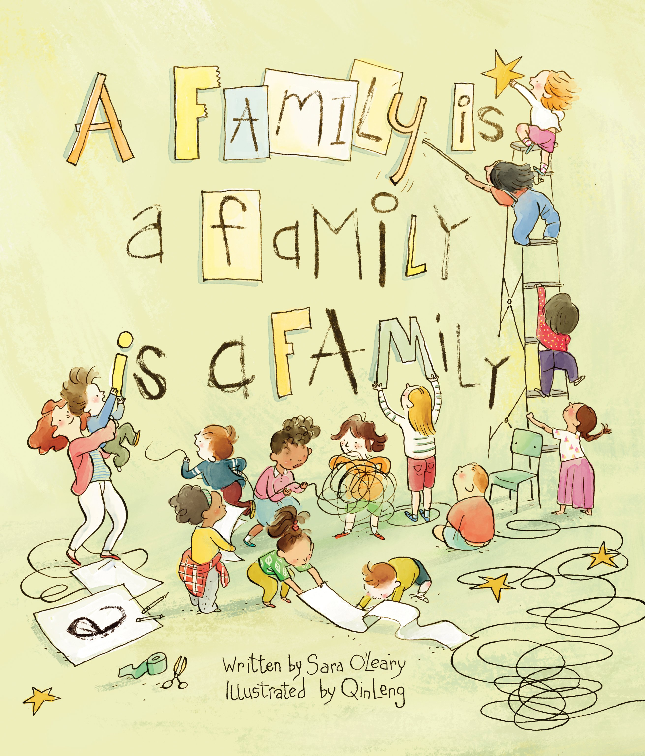 Family is a Family is a Family, A