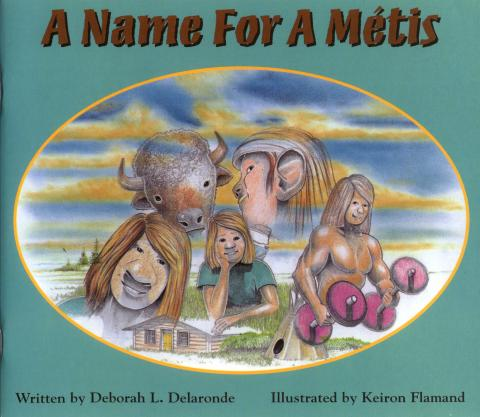 Name for a Métis, A