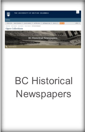 BC Historical Newspapers