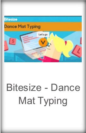 Bitesize Dance Mat Typing Erac