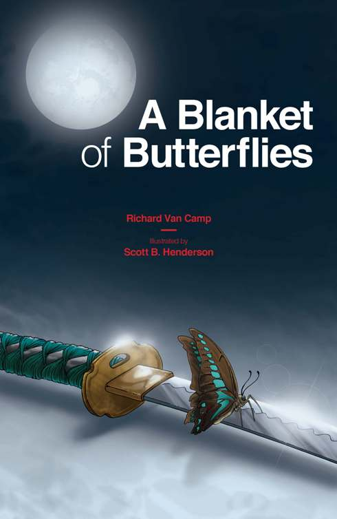 Blanket of Butterflies, A