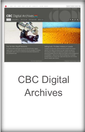 CBC Digital Archives