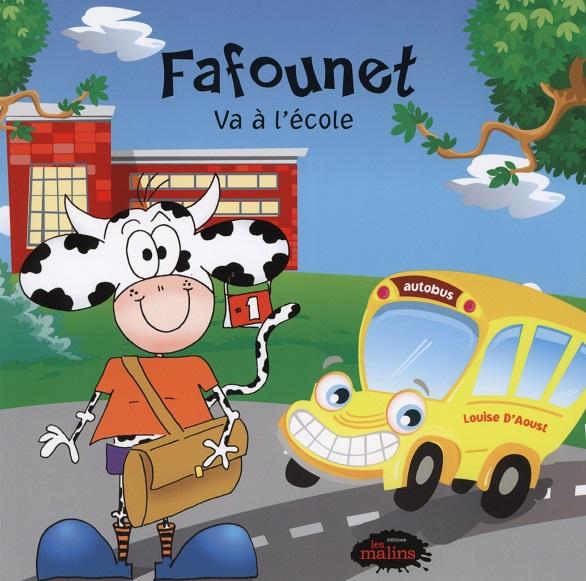 Fafounet va à l'école
