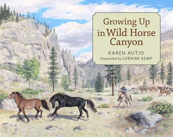 Growing Up in Wild Horse Canyon