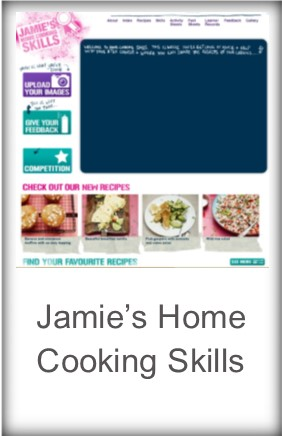 Jamie's Home Cooking Skills
