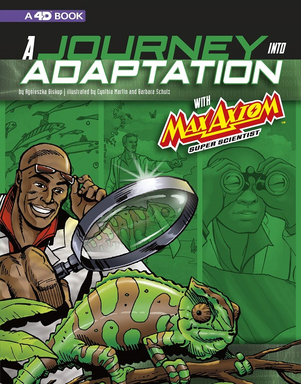 Journey into Adaptation with Max Axiom, Super Scientist, A