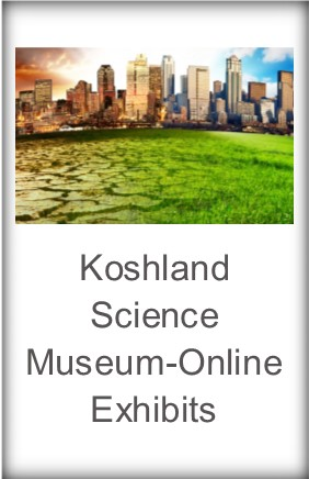 Koshland Science Museum - Online Exhibits