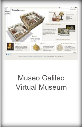 Museo Galileo Virtual Museum