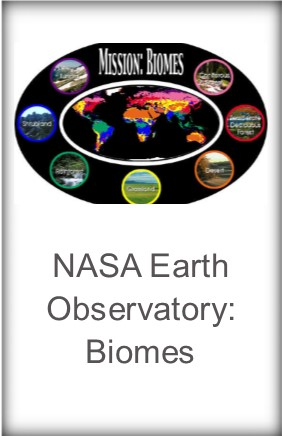 NASA Earth Observatory: Biomes