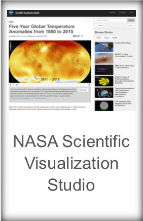 NASA Scientific Visualization Studio