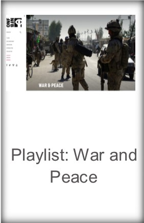 Playlist: War and Peace