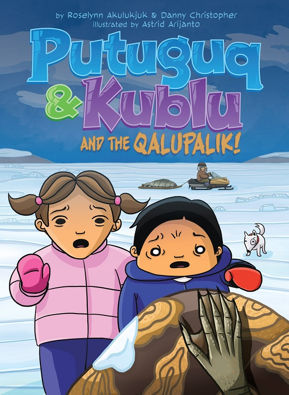 Putuguq and Kublu and the Qalupalik!
