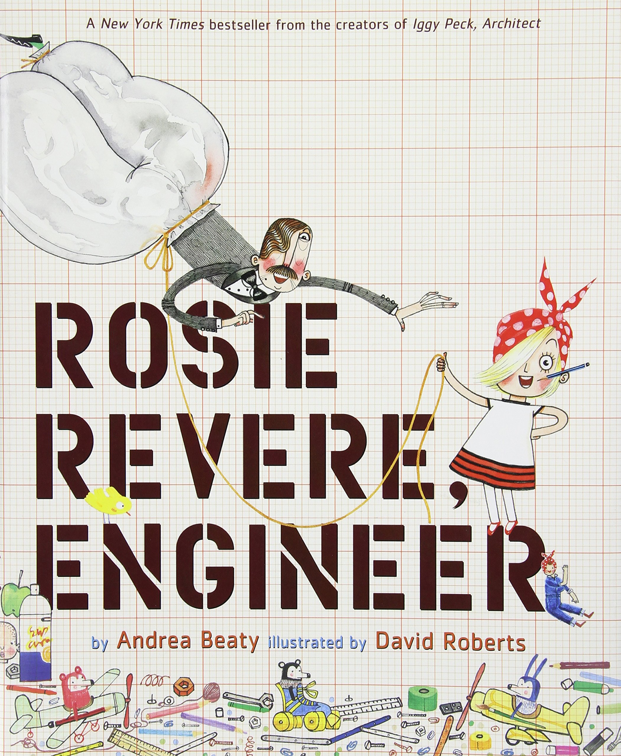 Rosie Revere, Engineer