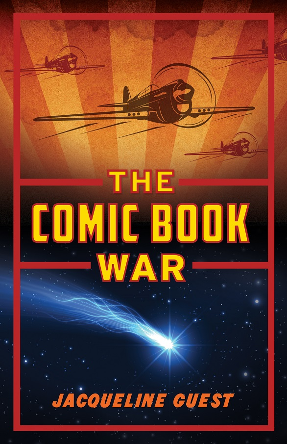 Comic Book War, The