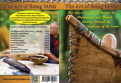 Art of Being Métis, The