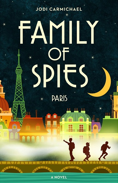 Family of Spies Paris