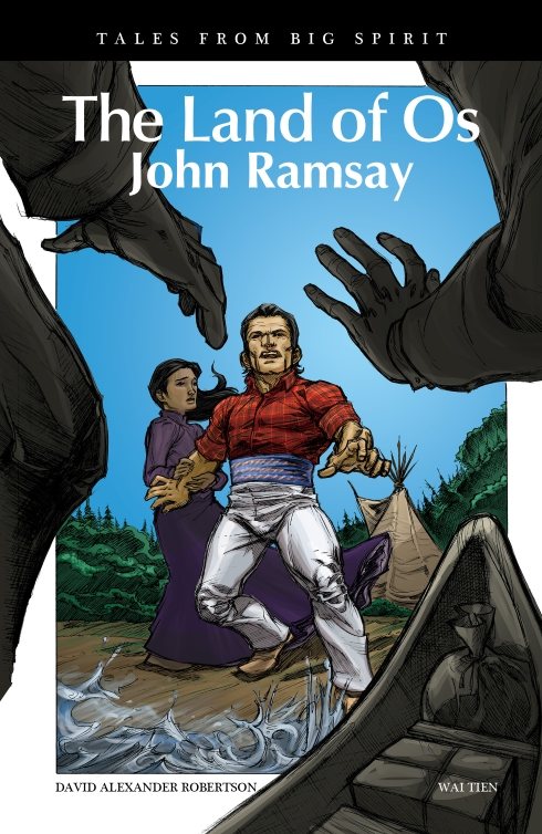 Land of Os, The: John Ramsay