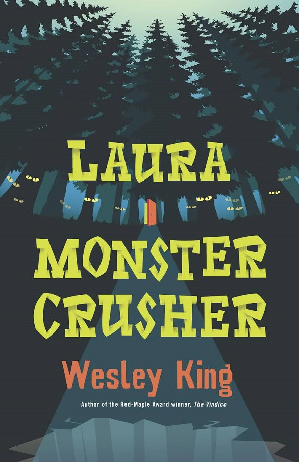 Laura Monster Crusher