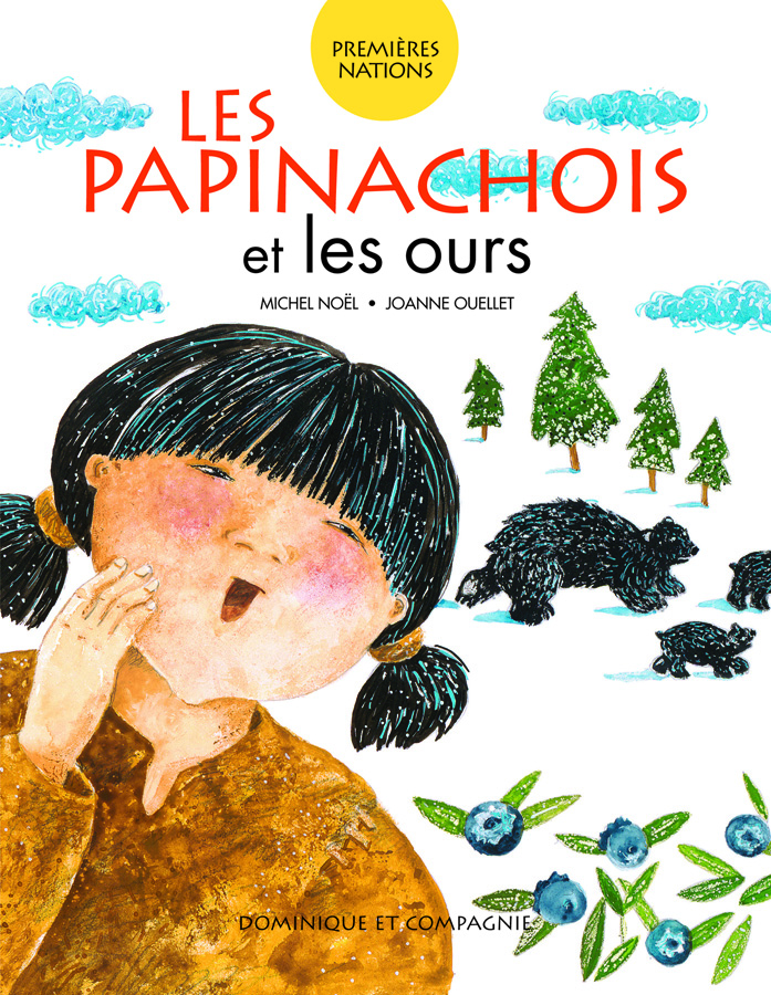 Les Papinachois et les ours