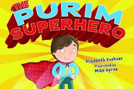 Purim Superhero, The