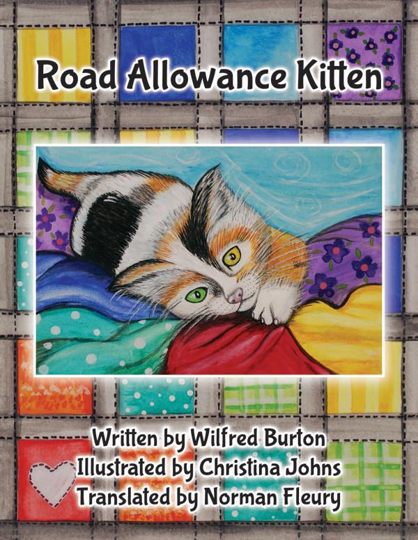 Road Allowance Kitten