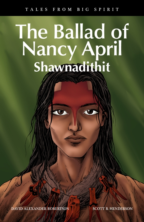 Ballad of Nancy April, The: Shawnadithit