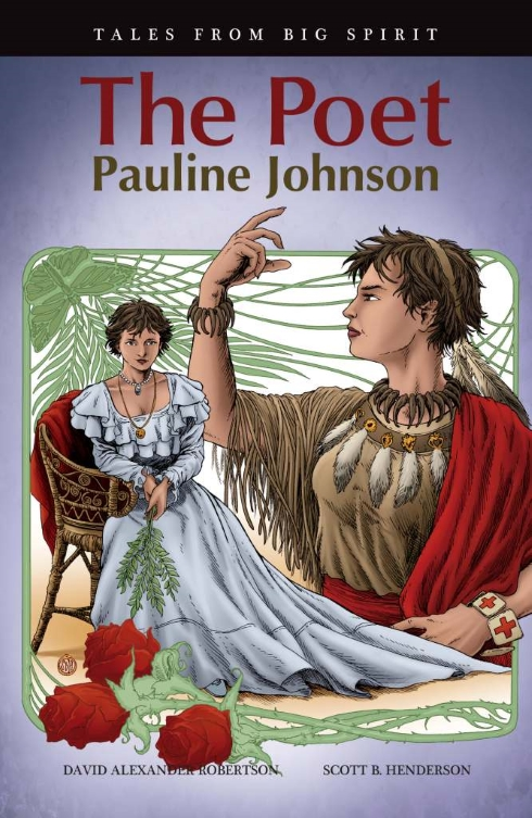 Poet, The: Pauline Johnson