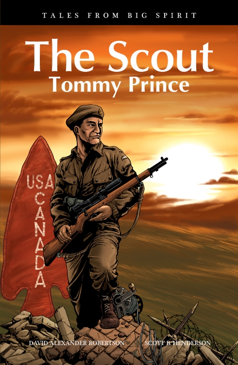 Scout, The: Tommy Prince